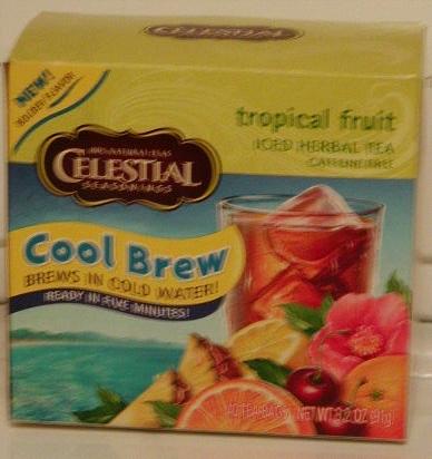 Tropical Fruit Ice Recipe — Dishmaps