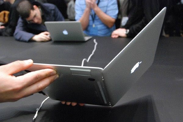 The MacBook Air:  Thin is IN!!