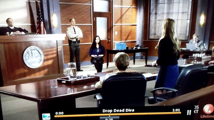 Shelley Duhon Extra Duty: Drop Dead Diva II